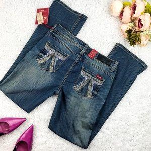 Seven7 Jeans - Seven7 Slim Boot Premium Denim Size 10P